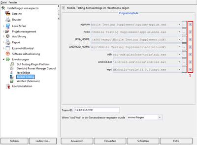 Mobile Testing Plugin/en – expecco Wiki (Version 2 x)